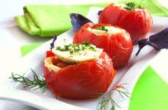 Grillowane pomidory z fet�