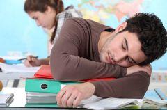 Narkolepsja, czyli nag�e zasypianie