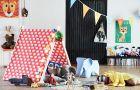 Pok�j dzieci�cy - Namiot do pokoju dzieci�cego - DIY
