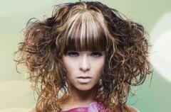 Damskie odwa�ne fryzury