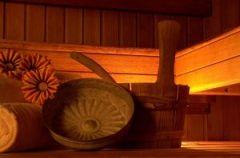 Sauna – oczy�� organizm przed wiosn�