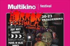 Horror Festiwal 2010 w Multikinie