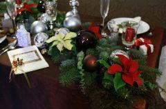 �lub w Bo�e Narodzenie - trendy w dekoracjach