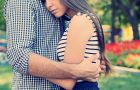 Zwi�zki - Znaczenie przytulania w zwi�zku