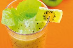 Dietetyczne smaki - deser owocowy raj