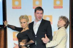 Gwiazdy i celebrytki na prezentacji nowej ram�wki Polsatu