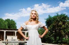 2be Bridal Elizabeth Darcy - suknie �lubne wiosna-lato 2010