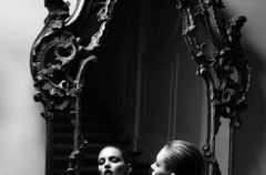 Anja Rubik dla francuskiego Vogue