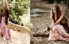 Najwa�niejsze trendy wiosna/lato 2010 - kwieciste ubrania