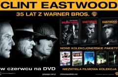 Filmowa kolekcja z Clintem Eastwoodem na DVD ju� od 11 czerwca!