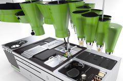 Futurystyczna kuchnia, z naciskiem na ekologi�