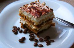 Tiramisu - szybki przepis na w�oski deser