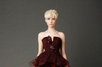 Wyj�tkowe suknie �lubne Vera Wang - wiosna 2013