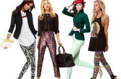 Nowe kolekcje - modne spodnie na jesie� i zim�