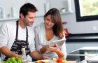 4 pomys�y na romantyczn� kolacj�