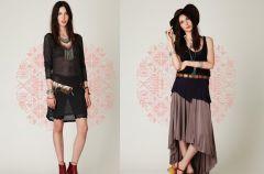 Styl Hippie - moda uliczna