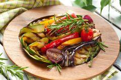 Pieczone warzywa bez t�uszczu