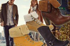 Modne buty na jesie� i zim� ze sklep�w Timberland