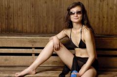 Jak bezpiecznie korzysta� z sauny?