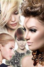 Eleganckie fryzury wieczorowe