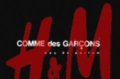 Comme des Gar�ons we wsp�pracy z H&M