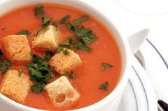 Imbirowo-pomidorowa zupa