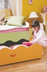 Kolorowe wn�trza dla dzieci od Wajnert
