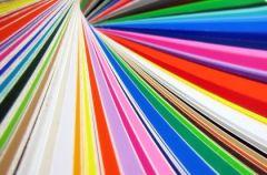 Kolorowy zawr�t g�owy - o barwach w naszym �yciu