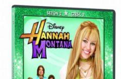 Hannah Montana sezon 2 (cz. 3 i 4) na DVD!