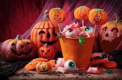 Przek�ski halloweenowe - last minute