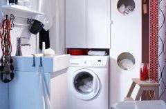 Praktyczne i stylowe �azienki IKEA