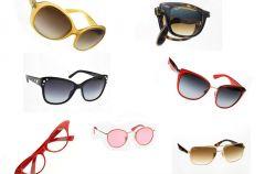Okulary przeciws�oneczne - trendy wiosna/lato 2012