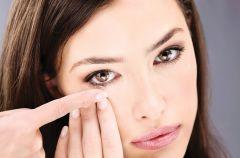 5 rad dla nosz�cych soczewki kontaktowe