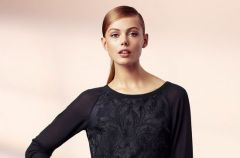 Frida Gustavsson w kampanii H&M na jesie� i zim� 2013/14