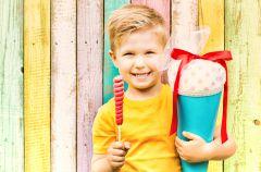 Jak ograniczy� s�odycze w diecie dziecka?