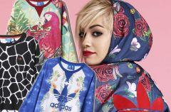 Szale�stwo print�w w nowej kolekcji Adidas Originals