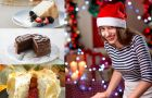 Kuchnia okazjonalna - Ameryka�skie ciasta �wi�teczne Anio� i Diabe�