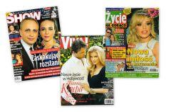 Newsy z salon�w polskiego show-biznesu