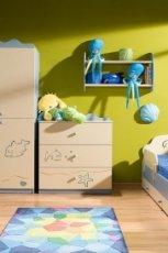 Meble dla dzieci - kolekcja Oceanic