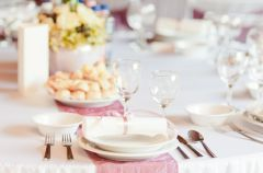 Uroczysty obiad zamiast wesela