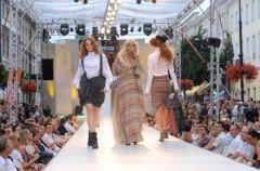 Warsaw Fashion Street 2009 z Chopinem w tle