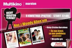 Maraton film�w Woodyego Allena w Multikino Z�ote Tarasy