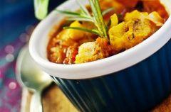 Morszczuk w sosie z pomara�czy - przepis z bloga Zio�owy zak�tek