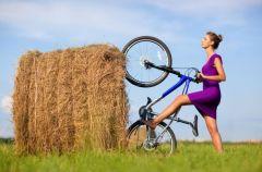 Czy jazda na rowerze poprawia sylwetk�?
