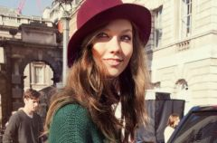 Karlie Kloss w kampanii Stefanel na sezon jesie�/zima 2012/2013