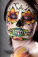 Halloweenowe makija�e
