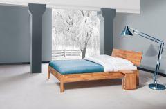 Drewno w zimowej aran�acji