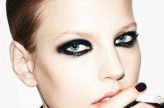 Jesienny make-up wg pa�dziernikowego Voguea