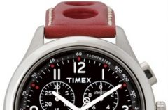 Zegarek dla rajdowca
