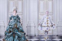 Rokokowa moda we wn�trzach wilanowskiego pa�acu